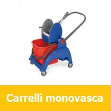 Carrelli monovasca