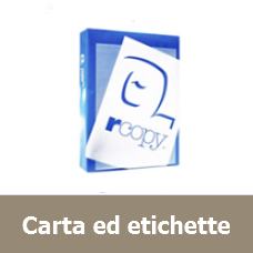 Carta ed etichette