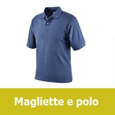 Magliette e polo